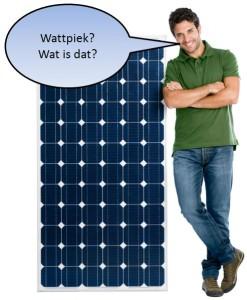 zonnepanelen-wattpiek