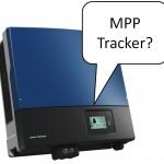 MPP-tracker-omvormer
