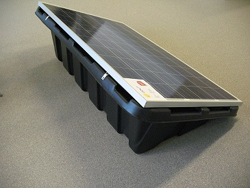 Zonnepanelen afmetingen plat dak