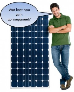 prijzen-zonnepanelen