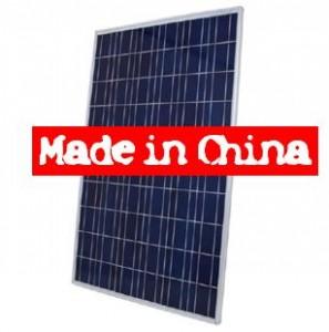 Zonnepanelen China importheffing