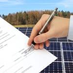 Energiebespaarlening zonnepanelen