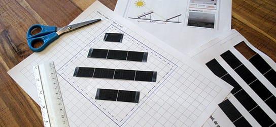 Legplan maken zonnepanelen plat dak