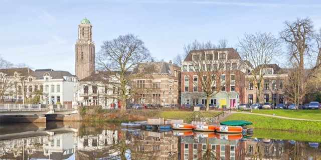 Zonnepanelen-Zwolle
