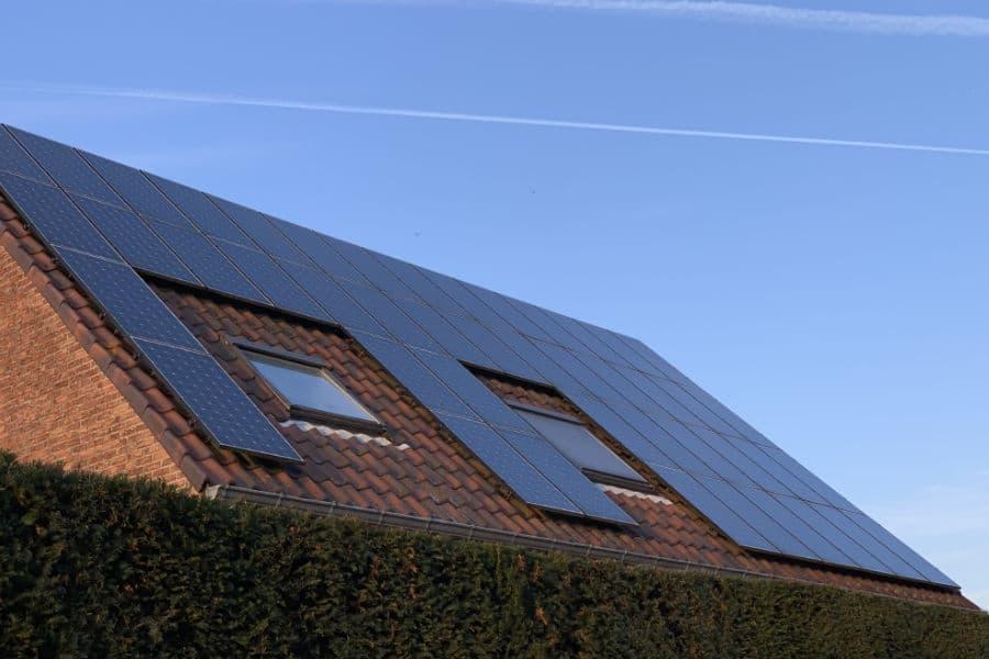 hoeveel zonnepanelen nodig