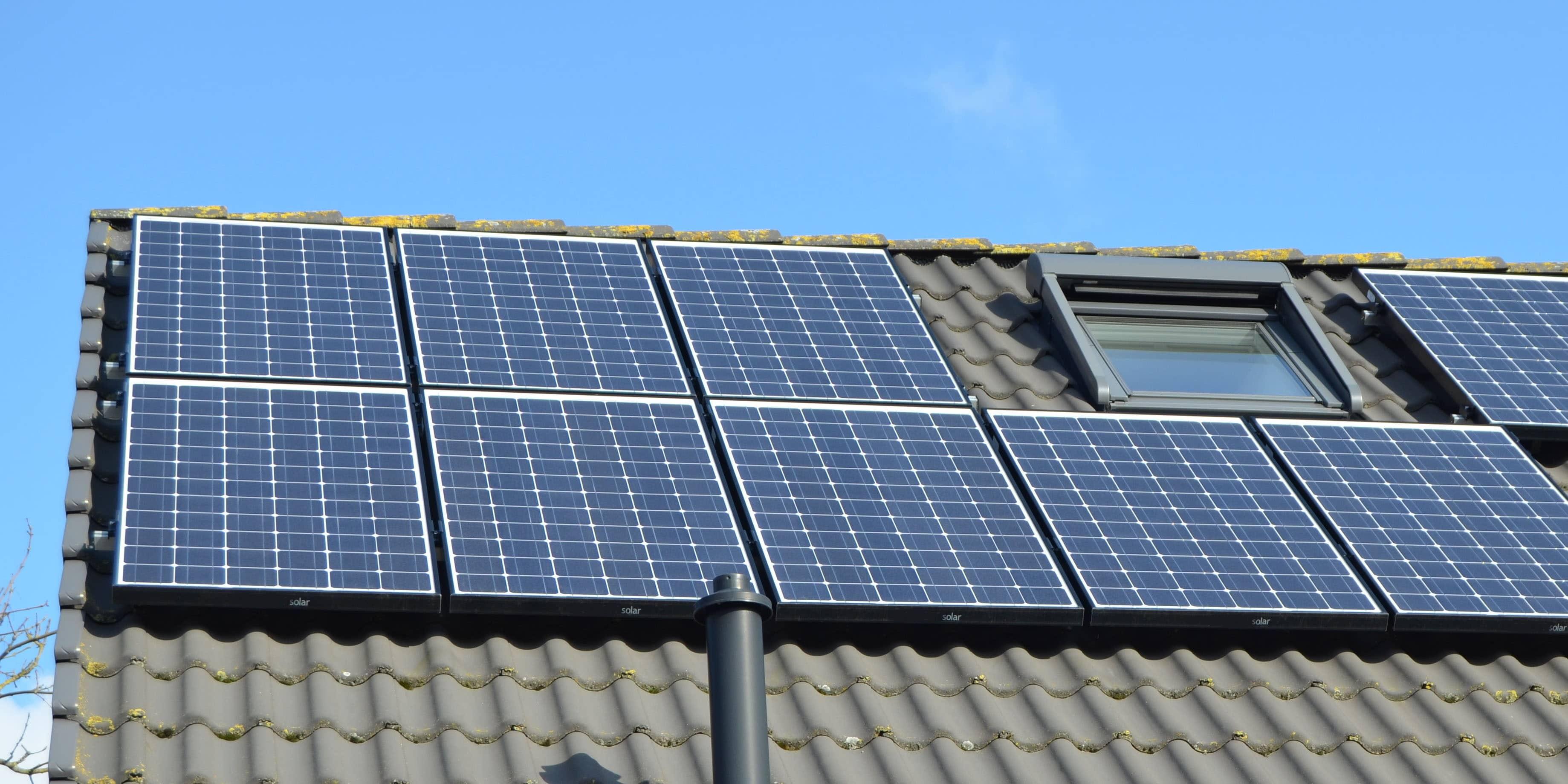 beste zonnepanelen kopen