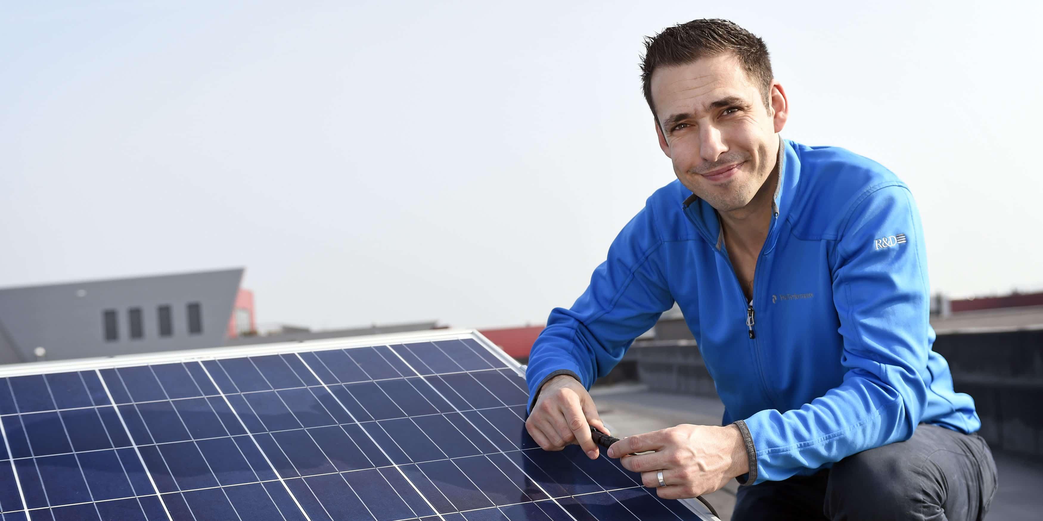 zonnepanelen rendement